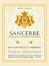 2016 Hubert Brochard Sancerre