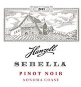 2013 Hanzell Sebella Pinot Noir