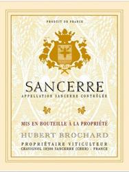 2019 Domaine Hubert Brochard Sancerre